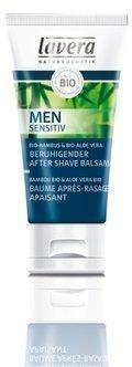Men Sensitiv Balsam łagodzacy po goleniu z wyciagiem z biobambusa i bioaloesu 50ml