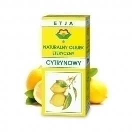 Olejek Cytrynowy, 10 ml