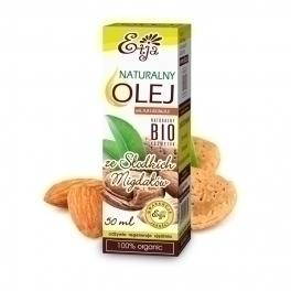 Olej ze Słodkich Migdałów BIO, 50 ml