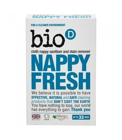 Nappy Fresh - dodatek do proszku, 500 g, Bio-D