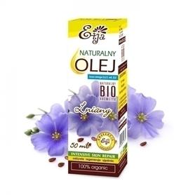 Olej Lniany BIO, 50 ml