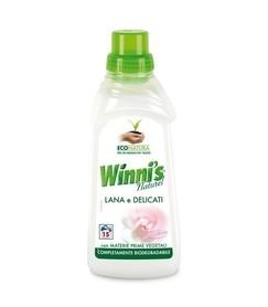 Płyn do prania wełny i delikatnych tkanin, Winni's, 750 ml