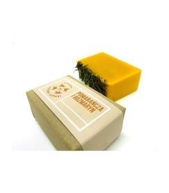 Naturalne mydło – Pomarańcza i Rozmaryn, 110 g, Cztery Szpaki