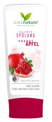 Naturalna odżywka zwiększająca objętość włosów z owocem granatu, 200 ml