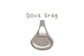 Klamerka do pieluch wielorazowych Snappi, kolor szary (dove grey)