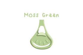 Klamerka do pieluch wielorazowych Snappi, kolor zielony mech roz.2 (moss green)