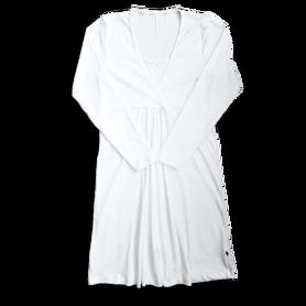 Koszula nocna z długim rękawem - ciąża i karmienie