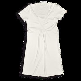 Koszula nocna z krótkim rękawem - ciąża i karmienie