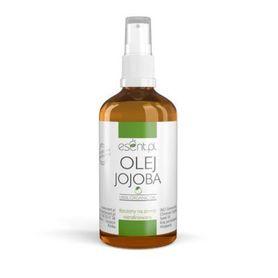 Olej Jojoba tłoczony na zimno, nierafinowany 50 ml.