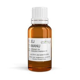 Olej Tamanu (organic) tłoczony na zimno, 20 ml