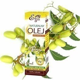 Olej Neem z Miodoli Indyjskiej, 50 ml