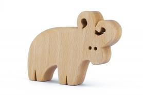 Drewniana zabawka - Muflon Owis