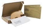 Drewniana zabawka - Niedźwiedź Urs (3)