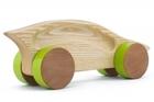 Samochód drewniany - sportowy (2)