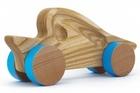 Samochód drewniany - kabriolet (2)