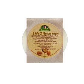 Naturalne mydło arganowe, 90g, Saharacactus