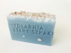 Mydło Słona Lawenda, 110 g, Cztery Szpaki