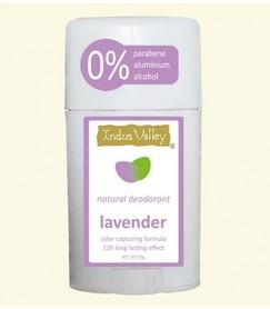 Już wkrótce! Dezodorant w sztyfcie, z naturalnymi składnikami, lawendowy, 50 g