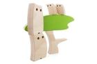 Drewniana zabawka - Sowia Rodzinka (6)