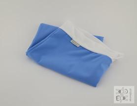 Worek PUL – 50×50 - kolor niebieski