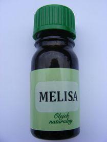 Olejek naturalny, melisa, 7 ml