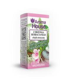 Olejek naturalny, Z Drzewka herbacianego, 7 ml, Aroma House