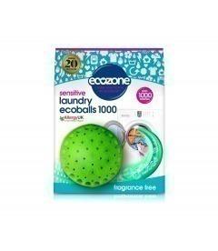 Ecoballs - kule piorące na 1000 prań, Ecozone