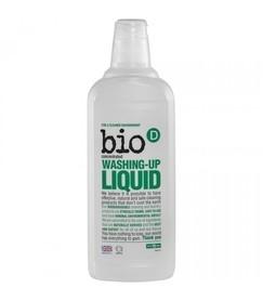 Hipoalergiczny, skoncentrowany płyn do mycia naczyń, do skóry wrażliwej, 750 ml