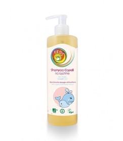 Delikatny szampon dla dzieci i niemowląt NO TEARS, bez łez, 400ml, Ekos Baby