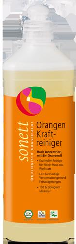 Płyn do trudnych zabrudzeń intensywnie odtłuszczający 500 ml, Sonett