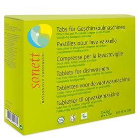 Tabletki do zmywarki, 25 szt. 500 g, Sonett