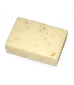 Mydło z organicznym olejkiem konopnym z dodatkiem otrębów, delikatne, nawilżające, 90 g, Bio-D