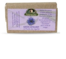 Naturalne mydło arganowe z olejem z czarnuszki, 90g, Saharacactus