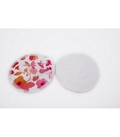 Wielorazowe wkładki laktacyjne, profilowane, NIMFA, 1 para, Soft Moon