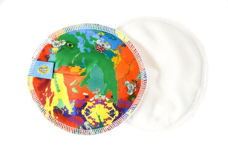 Wkładki laktacyjne, wielorazowe, Univers, Mommy Mouse
