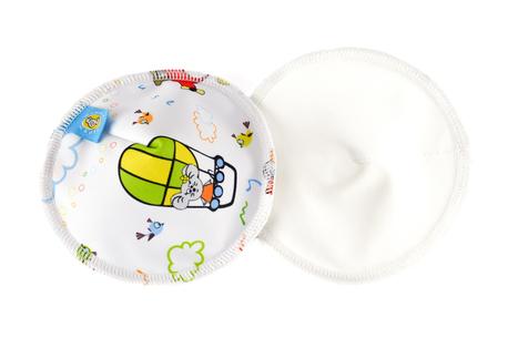 Wkładki laktacyjne, wielorazowe, Fly, Mommy Mouse