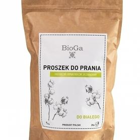 Naturalny, polski proszek do prania białego, 1 kg