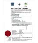 Certyfikat RSPO