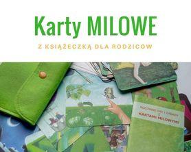 Karty MILOWE dla dzieci i młodzieży - instrukcja dla rodziców