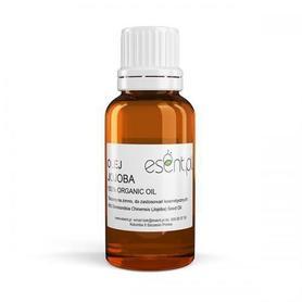 Olej Jojoba tłoczony na zimno, nierafinowany 20 ml.
