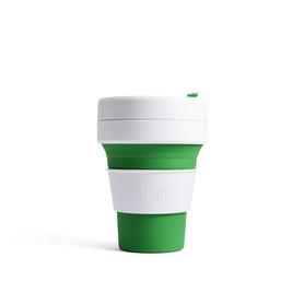 Składany kubek Stojo pocket green - zielony