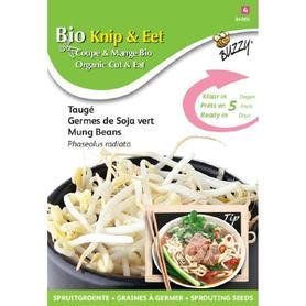 BIO nasiona na kiełki - Fasola Mung, 30 g
