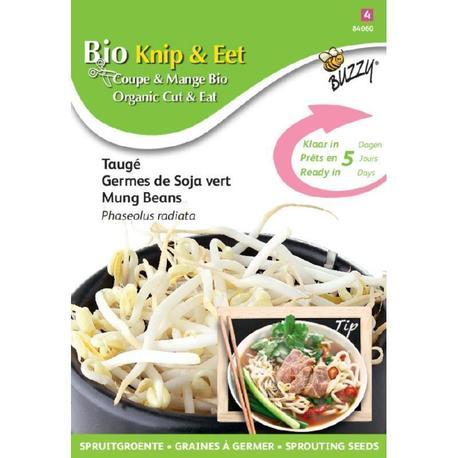 BIO nasiona na kiełki - Fasola Mung, 30 g (1)