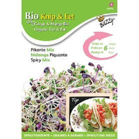 BIO nasiona na kiełki - Mieszanka Pikantna, 30 g