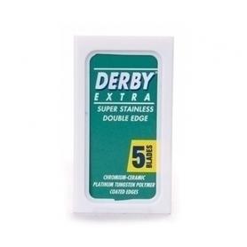 Żyletki DERBY EXTRA - 5 sztuk