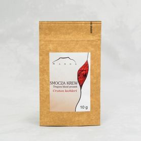 Smocza krew - Dragons blood - proszek, 10 g