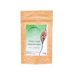 Żywica jodły balsamicznej - 10 g