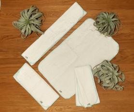 Wkład bambusowy składany ręczniczkowy, NappiMe