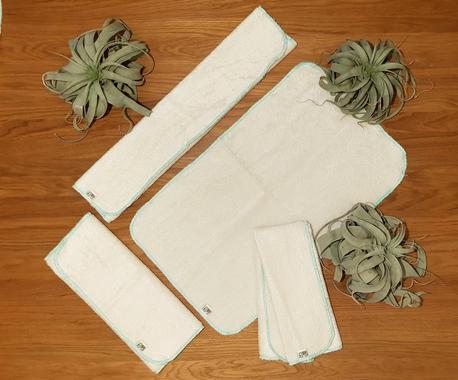 Wkład bambusowy składany ręczniczkowy, NappiMe (1)