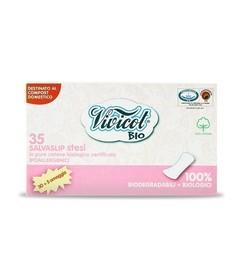 Wkładki higieniczne, z organicznej bawełny, 35 sztuk